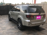 Toyota Fortuner, 2009, PCF
