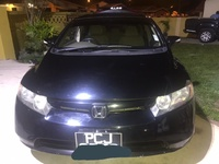 Honda Civic, 2008, PCJ