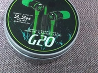 G20 Wired Quality Sports Headset
