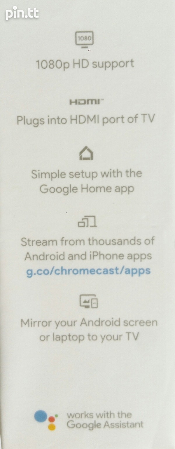 Google Chromecast - Mirror your Android Screen or Laptop to your TV-6