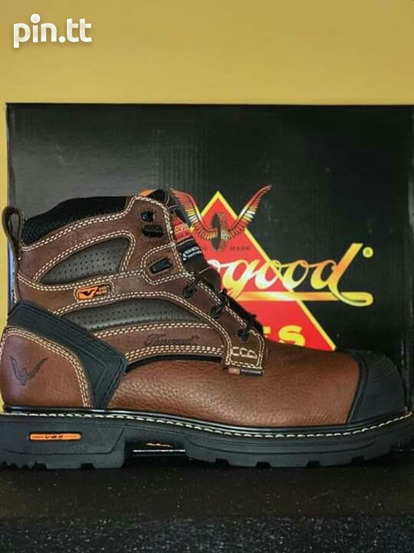 NEW STEEL TIPPED WORK BOOTS-1