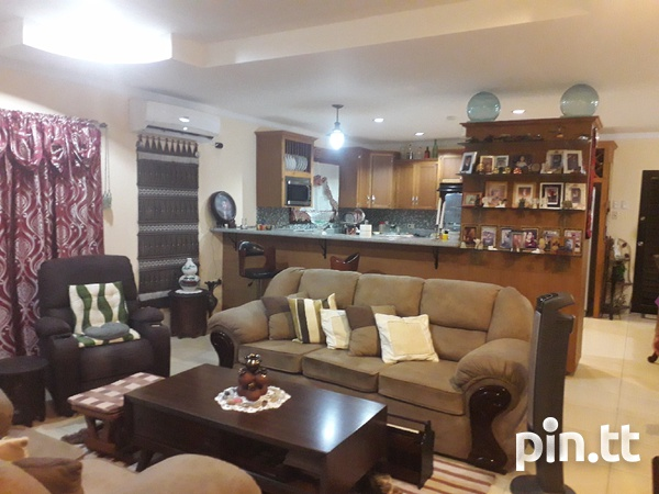 Couva fully-furnished house-1