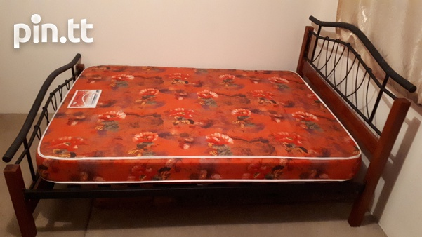 Double sized bed