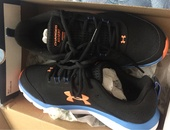 Mens Size 8 Under Armour Running Shoes