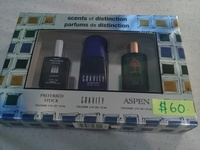 Scents of Distinction Gift Set