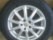 17'' rims and tyres