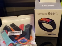 Samsung gear fit plus changeable bands