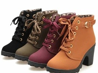 Women's Fashion Plus Size Autumn Winter Boots