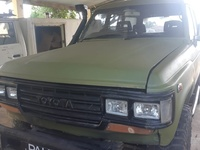 Toyota Land Cruiser, 1984, PAH