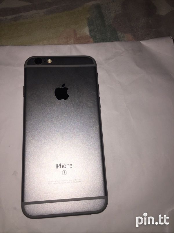 iPhone 6s 64gb space grey-4