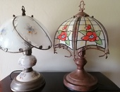 A Pair of Touch Dimmer Lamps