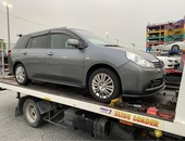 Nissan Wingroad, 2010, Axis - Body Shell