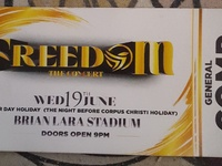 Freedom The Concert