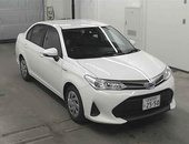 Toyota Axio, 2018, ROLL ON ROLL OFF NEW FACE LIFT