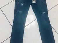 New GUESS LADIES BRITTANY SKINNY JEANS WOMEN Size 28