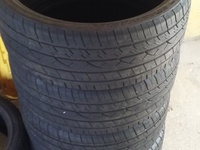 Four new 225/30-20inch tires