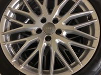 Original Audi A6 Rims and Pirelli Tyres