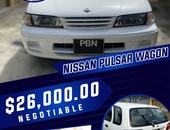 Nissan Other, 2002, PBN