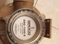 GROCO RAW WATER STRAINER ARG 1500S BRAND NEW IN BOX