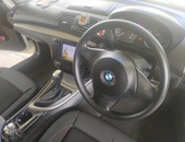 BMW 1-Series, 2009, PCM