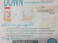 Weight management- Double down