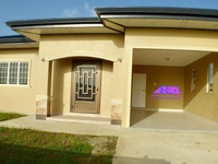 Camden, Couva home with 3 bedrooms