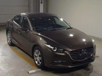Mazda Axela, 2016, ROLL ON ROLL OFF JAPAN MODEL
