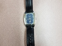 Genuine leather Kenneth Cole watch