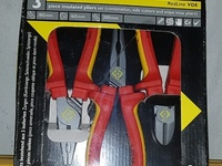 New CK Tools Insulated pliers set