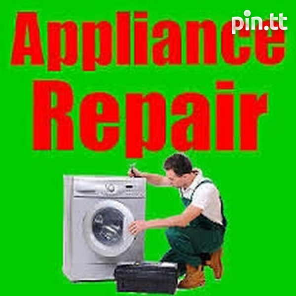 fixing Stoves and other appliances-2