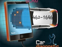 Auto vehicle scanning