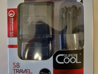 Cool Type C Fast Charger New