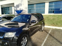 Suzuki Grand Vitara, 2010, PCS