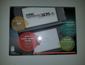 New Nintendo 3DS XL + Games