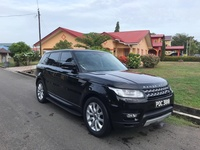 Land Rover Range Rover Sport, 2014, PDC