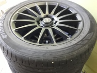 16 inch rims and tyres