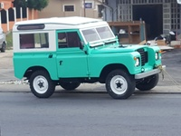 Land Rover Defender, 1979, TY