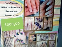 Beginners/refresher nail course
