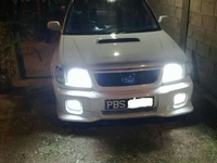 Subaru Forester, 2000, PBS