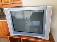 Flat screen Tv Samsung and Sony