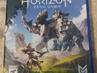 PS4 Game Horizon Zero Dawn