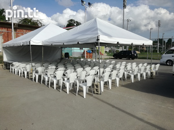 Tents, Chairs, Tables and Table Cloth Rentals-7
