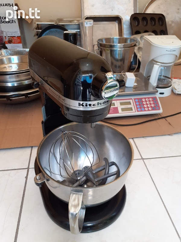 Professional 550 HD kitchen Aid Stand Mixer