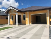 Newly built central home with 3 bedrooms