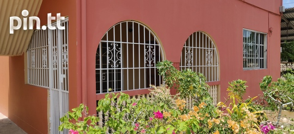 Jerningham, Cunupia apartment with 3 bedrooms-1