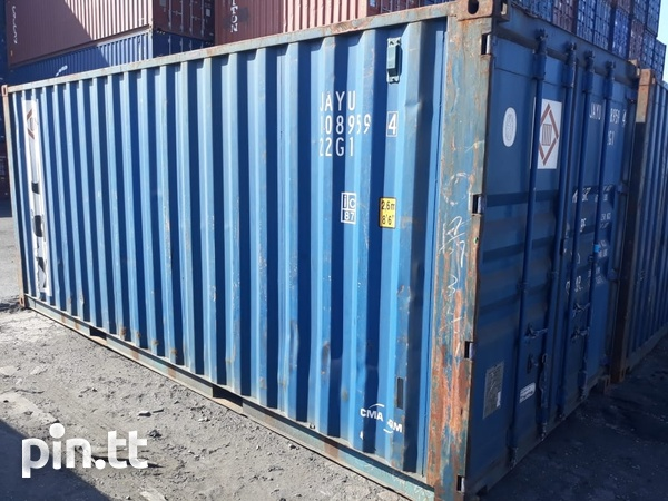 Shipping Containers-1