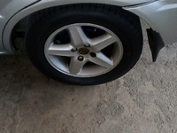14'' rims and tyres
