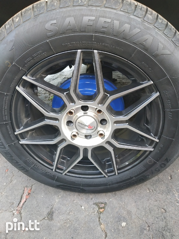 Rims and tyres-2