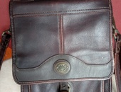 Land Leather Cross Body Bag in excellent condition