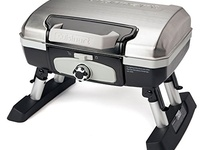 BRAND NEW Cuisinart Tabletop Gas Grill, Stainless Steel